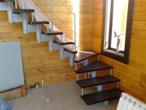 Модульные лестницы
